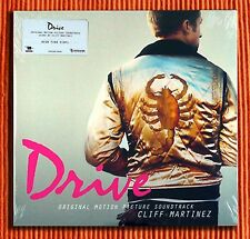 OST   CLIFF MARTINEZ – DRIVE  Soundtrack   Neon Pink coloured vinyl 2LP   SEALED