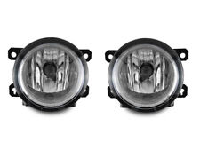 USA Fast Ship Replacement Fog Light Lamp + Bulbs Pair For 2016-17 Honda Civic