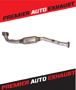 2005-2007 Toyota Highlander Catalytic Converter 2.4 L
