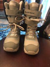 Airwalk Blue &Gray Snow Winter Boots Thermolite Women's Size 11 Euc