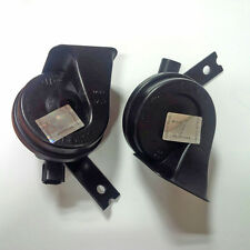 OEM Genuine High & Low Klaxon Horn 2p For 2007-2012 Hyundai Santa Fe CM