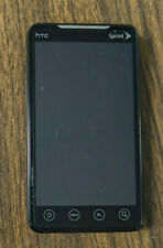 HTC EVO 4G PC36100 Sprint Black