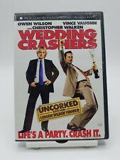 """""""Wedding Crashers"""" Owen Wilson, Vince Vaughn, Christopher Walken"""