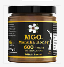 MANUKA HONEY 600+ MGO(17 UMF)250g 100% PURE NEW ZEALAND BEST 4 COLD & FLU (SIDR)