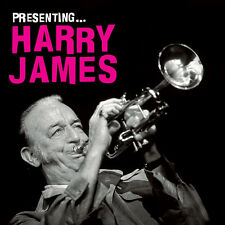 Presenting - Harry James CD