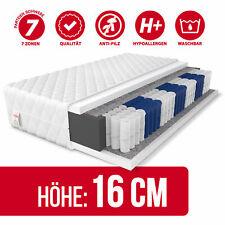 Matratze 120x200 Taschenfederkern H3 7 Zonen 120cm x 200cm METIS Bett Matratzen