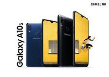 Samsung Galaxy A10s A10 S 2GB/32GB Dualsim Desbloqueado Teléfono Móvil Negro Verde