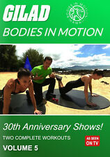 Gilad Bodies In Motion: 30th Anniversary Shows 5 DVD