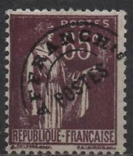 """France: Y et T Préo No 73 neuf *. """"Paix""""."""