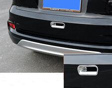 1pc Chrome Car Trunk Rear Door Handle Bowl Cover Trim For Honda CR-V 2012-2016