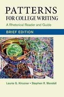 Patterns for College Writing, Brief Edition : A Rhetorical Reader and Guide