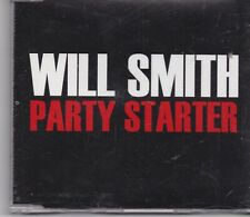 Will Smith-Party Starter promo cd single