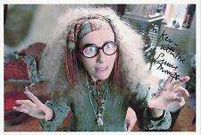 EMMA THOMPSON Signed 10x7 Photo HARRY POTTER & NANNY MCPHEE COA