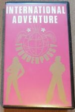 THUNDERPUSSY - International Adventure ~VHS~ *Video Cassette* *PROMO*