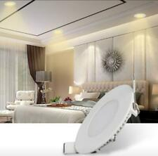24W Led Panel Recessed Ceiling Round Office Light