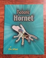 Robotic Hornet Book by Clive Gifford