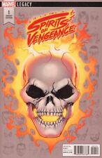 SPIRITS OF VENGEANCE ISSUE 1 - MIKE McKONE 1:10 HEADSHOT VARIANT - MARVEL LEGACY