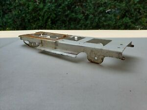 1961 Tonka Pickup Frame for parts or restore.