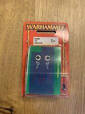Warhammer Fantasy - Waldelfen / Wood Elves Banners - 1997 - SELTEN - NEU & OVP