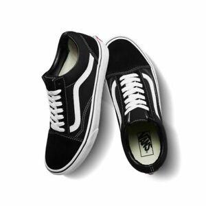 Van Old Skool Skate Shoes Classic Canvas Sneakers Size Men Women Shoes Trainer