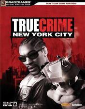 True Crime(tm): New York City Official Strategy Guide (Official Strategy Guides