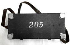 @ LOMO Anamorphic BAS / NAS 50 50mm EMPTY WOODEN CASE / BOX w/ Belt @