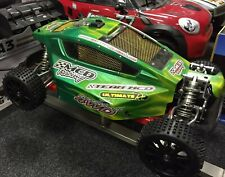 MCD RRV3 Team Factory Ultimate Edition Roller With RRV4 Body (Very Rare)+ Spares