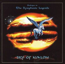 Sky Of Avalon - Prologue To The Symphonic Legends (CD, 2005, SPV, Germany)