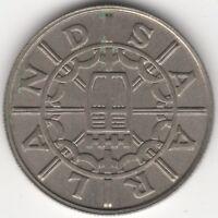 1955 Saarland 100 Francs | Pennies2Pounds