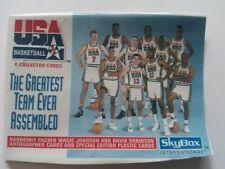 1992 SKYBOX OLYMPIC BASKETBALL TEAM SET 110 JORDAN BIRD BARKLEY MAGIC EWING