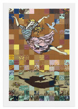 FAILE Falling for Faile Art Print Poster Signed & Numbered