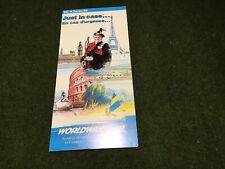 safety card worldways dc 8 series 63