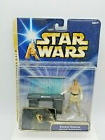 New Star Wars Empire Hoth Evacuation GENERAL RIEEKAN Tactical Screen 3.75 figure