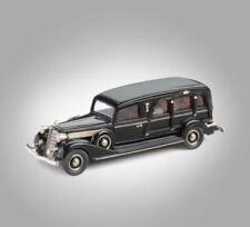 Voitures, camions et fourgons miniatures en métal blanc pour Buick