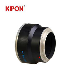 Kipon Adapter For PK Pentax 67 Lens to FUJI Fujifilm G-Mount GFX 50S Camera
