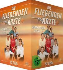 Die fliegenden Ärzte - Komplettbox / Gesamtedition - Alle Staffeln 1-9 [63 DVDs]