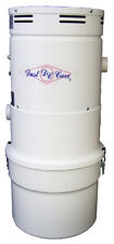 Dust Care DCC-8 Central Vacuum 4 Gallon Tank