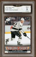 GMA 9 Mint TYLER TOFFOLI 2013/14 UD Upper Deck YOUNG GUNS ROOKIE Card #246 HABS!