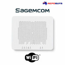 Genuine Sagemcom Optus Adsl Modem/ Router P/N: 253597429 12VDC/2A