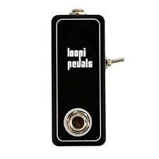 Amp Channel Switch Footswitch w/ Polarity Switch - Loopi Pedals