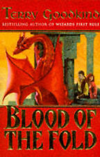 Blood of the Fold (The Sword of Truth), Goodkind, Terry | Paperback Book | Accep