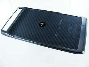 Genuine OEM Standard Battery Door Back Cover Case For Motorola Droid Razr XT912