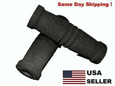 Handle Bar Sponge Foam Grips for Mountain Bike Scooter Bicycle - Assorted Colors