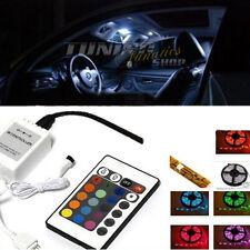 2er RGB LED SMD Innenraumbeleuchtung Fußraumbeleuchtung für Audi