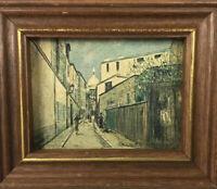 Maurice Utrillo Sacre Coeur De Montmartre Framed Art mini