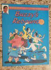RARE Buzzy's Rebound Comic Book Fat Albert & Cosby Kids VF Unread US Dept Health