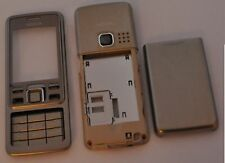 Original Nokia 6300 Komplett Coverset Gold