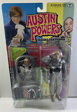 Austin Powers Moon Mission Dr Evil Action Figure Series 2 Mcfarlane Toys 1999