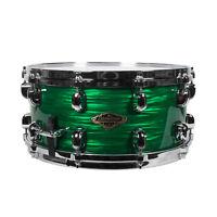 "TAMA Starclassic Walnut/Birch 6.5x14"" Snare Drum Jade Silk"