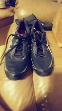 Asics Gel Frantic 6 Running Shoes Women Size 9.5 T1E5N Black Silver Pink